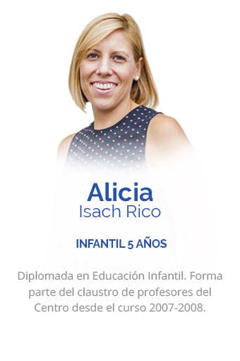 Alicia Isach Rico
