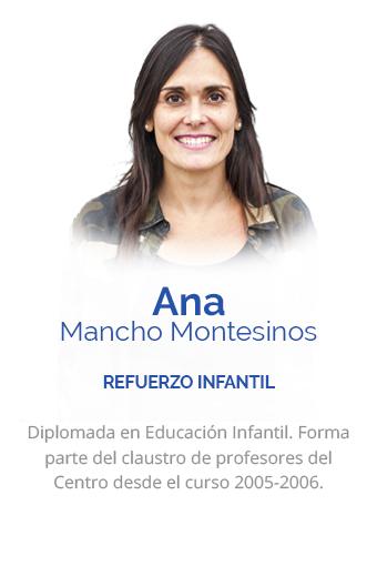 Ana Mancho Montesinos