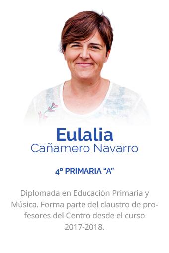 Eulalia Cañamero Navarro