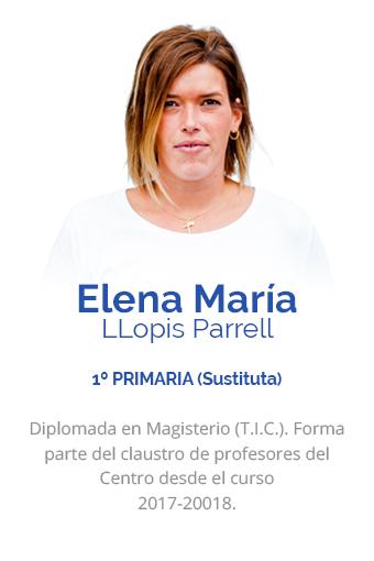 Elena Llopis Parrell