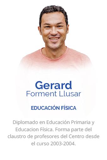 Gerard Forment Llusar