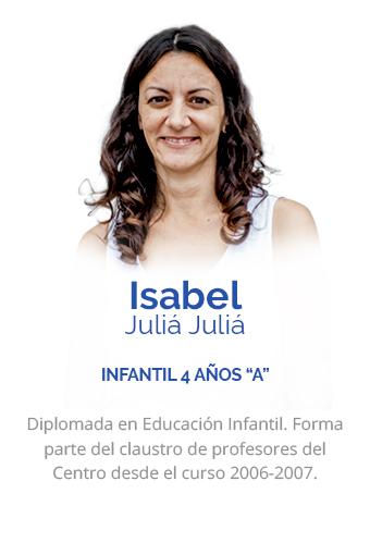 Isabel Juliá Juliá