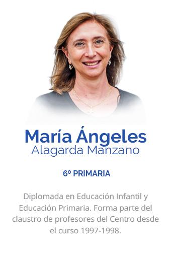 María Ángeles Alagarda Manzano