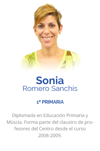 Sonia Romero Sanchís
