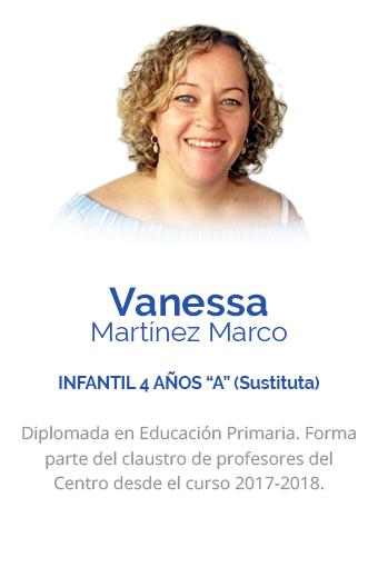 Vanessa Martínez Marco