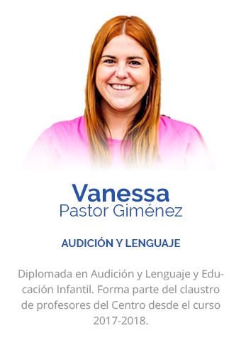 Vanessa Pastor Giménez