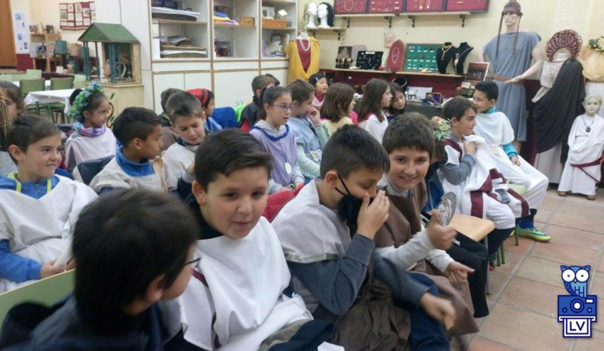 Excursión «Proyecto Saguntina Domus Baebia»