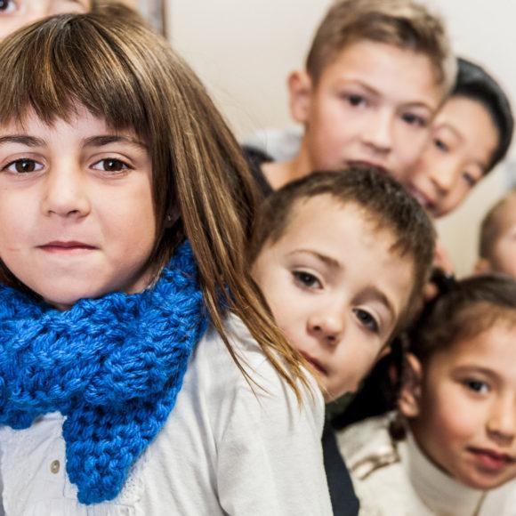 """Proyecto de innovación """"L'Escola ix al carrer""""."""