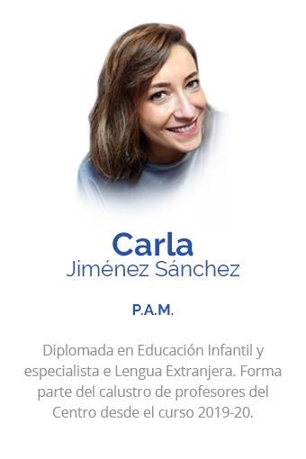 Carla Jiménez Sánchez