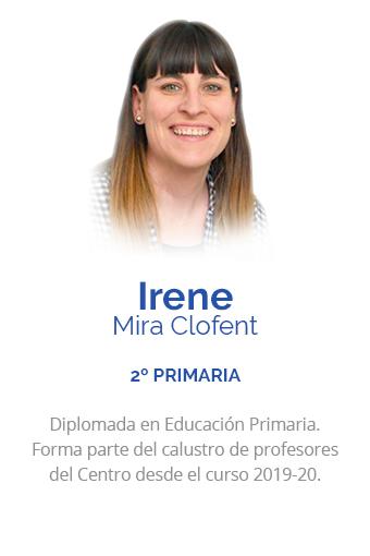 Irene Mira Clofent