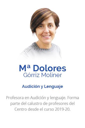 María Dolores Górriz Moliner