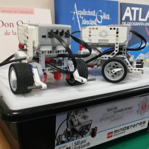 """El C.E.I.P. Luis Vives continúa con el proyecto de innovación """"Robótica"""""""