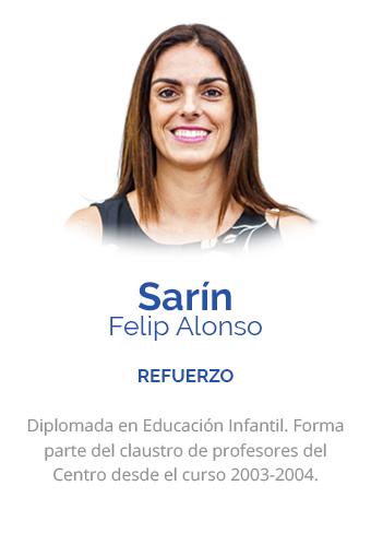 Sarín Felip Alonso