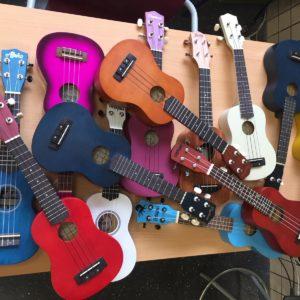 """Proyecto musical el """"Ukelele"""""""